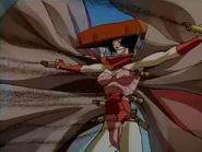 Zakuro Manipulating Gunpowder