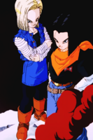 Androids 17 and 18