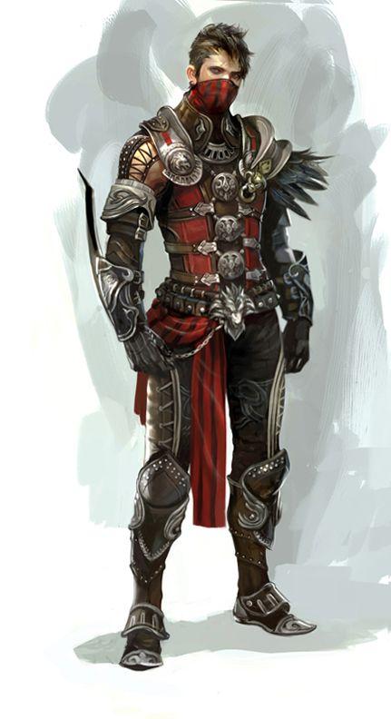 Cursed warrior 343/Grandmaster Assassins