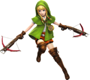 HWL Linkle Crossbow Artwork