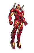 Iron Man Armor Model 46