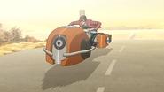 Rex ride