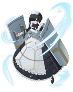 Coppelia's shields