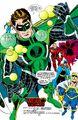 Creation by Hal Jordan, Parallax