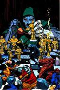 Doctor Doom, the Tactical Madman