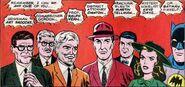 Mystery Analysts of Gotham City (DC Comics)