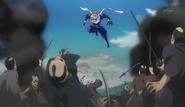 Hattori Zenzo vs. Kiheitai