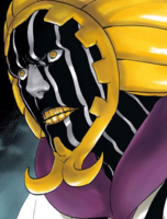 Mayuri manga face