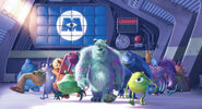 Monsters, Inc Workers