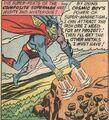 Composite Superman's (DC Comics) Magnetic Powers