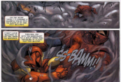 Iron Man Meagton Punch
