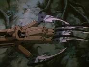Shijima's Demon Claw