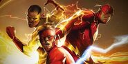 The-Flash-War-Family-Speedsters
