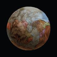 Battleworld (Latverion) from Thors Vol 1 4 001