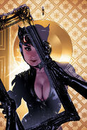 Catwoman mirror