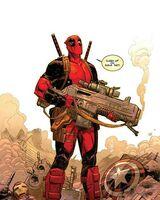 Deadpool Vol 7 1 Textless