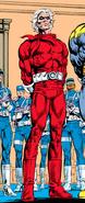 Frank Bohannan Crimson Commando (Marvel Comics) (Earth-616) from Uncanny X-Men Vol 1 223