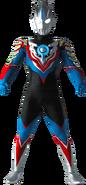 Ultraman Orb Hurricane Slash