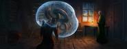 Voldemort orders Nagini to kill Snape
