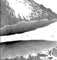 Bambina cut mountain