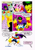Combo Man's (Marvel) Powers