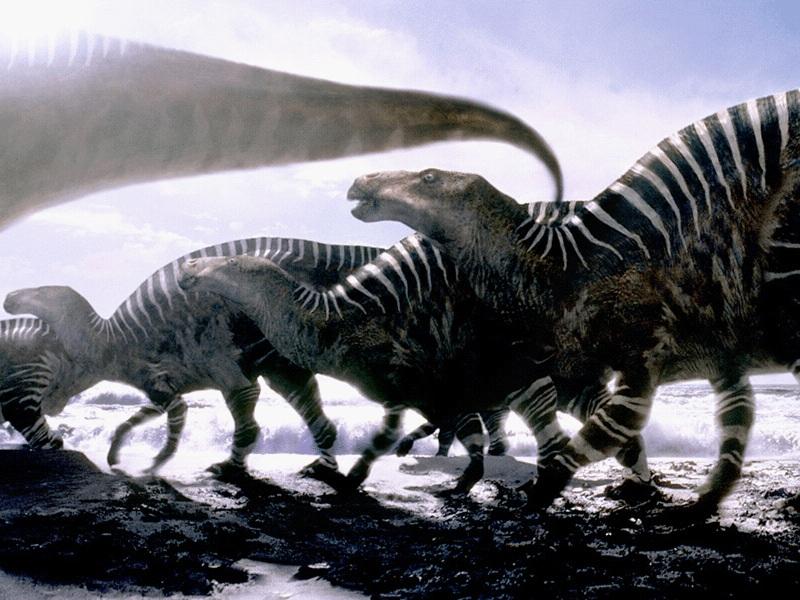 Iguanodon Physiology