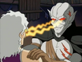 Medlock absorb Scarlet's life force