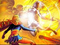 Supergirl Scream