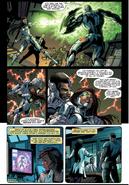 DC Comics Cyborg vs Variant