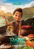 Raya and the Last Dragon - Boun