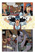 Zatanna (DC Comics) Time Freezing