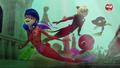 Aqua Form Miraculous Ladybug