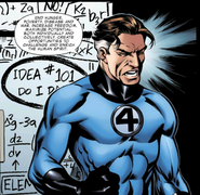 Reed Richards (Marvel Comics) math