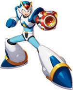 X First Armor