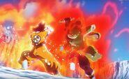Burning fury