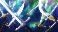 The Grade Swords