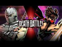 Ryu Hayabusa VS Strider Hiryu - DEATH BATTLE!