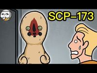 SCP-173 The Sculpture (SCP Animated)