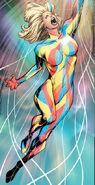 Violet Harper Halo (DC Comics) colors 2