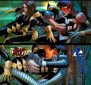 Wolverine kills Northstar