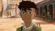Young Kai Legend of Korra