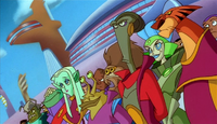 Aliens (Buzz Lightyear of Star Command)