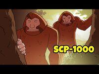 Bigfoot - SCP-1000 (SCP Animation)