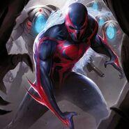 Spider-Man 2099 Vision