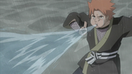 Yahiko (Naruto) Water generation