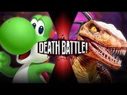 Yoshi VS Riptor (Nintendo VS Killer Instinct) - DEATH BATTLE!
