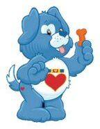 Loyal Heart Dog