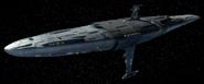 MC75 Cruiser (Star Wars Squadrons)