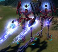 Alien Warbots