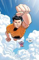 Flight by Mark Grayson and Oilver Grayson